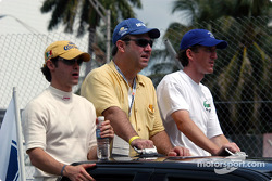 Drivers presentation: Rodolfo Lavin and Geoff Boss