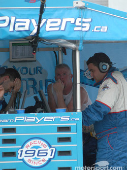 Paul Tracy doesn't want to talk