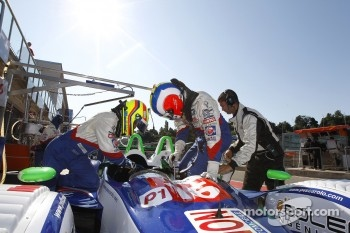 #16 Pescarolo Team Pescarolo Judd: Emmanuel Collard, Christophe Tinseau, Julien Jousse