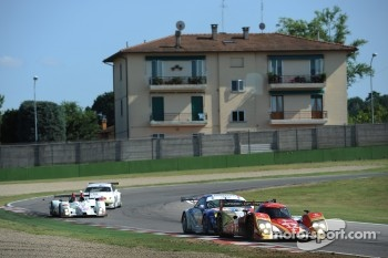 #12 Rebellion Racing Lola B 10/60 Coupe-Toyota: Nicolas Prost, Neel Jani