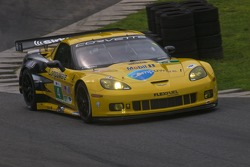 #4 Corvette Racing Chevrolet Corvette ZR1: Jan Magnussen, Oliver Gavin