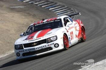 #57 RONNIE BREMER, ROBIN LIDDELL STEVENSON AUTO GROUP CAMARO GT.R, STEVENSON MOTORSPORTS