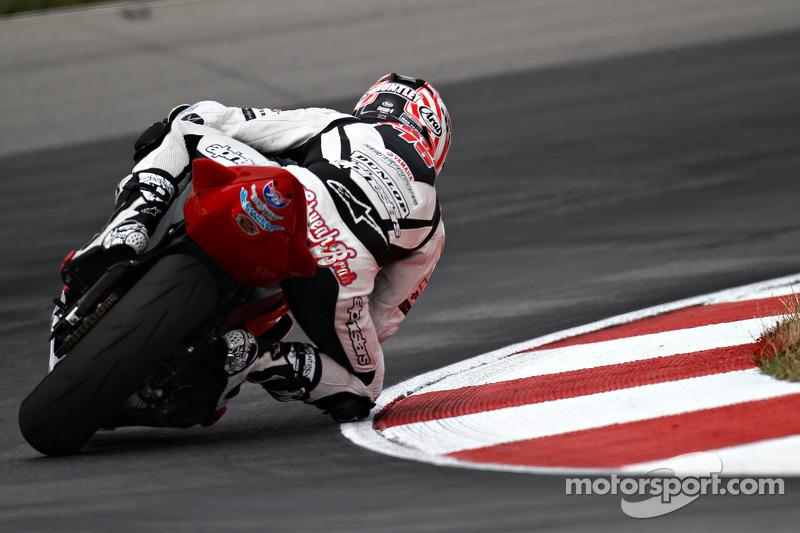Mid Ohio Sportscar Course >> #75 LTD Racing Y.E.S Yamaha, Yamaha YZF-R6: Huntley Nash ...
