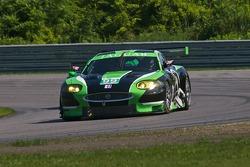 #99 Jaguar RSR Jaguar XKR: Bruno Junqueira, Christiano Da Matta