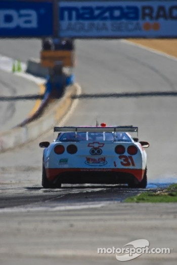 #31 Boris Said, Eric Curran: Whelen Engineering Corvette, Marsh Racing