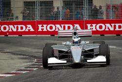 Daniel Herrington, Sam Schmidt Motorsports