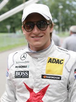 Renger van der Zande Persson Motorsport, AMG Mercedes C-Klasse