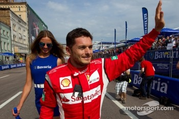 Giancarlo Fisichella, Scuderia Ferrari