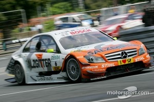 Ralf Schumacher, Team HWA AMG Mercedes C-Klasse