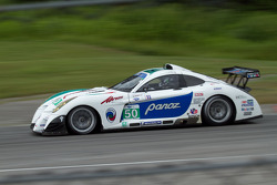Ian James and Edward Sandström, Panoz Abruzzi