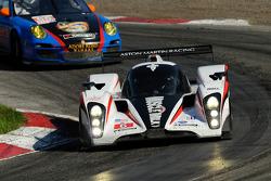 #6 Muscle Milk Aston Martin Racing AMR/Lola Coupe B08/62: Lucas Luhr, Klaus Graf