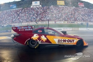 Melanie Troxel, In-N-Out/RoadRage.com Toyota Camry