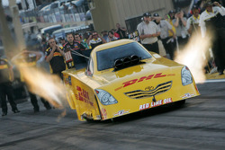 Jeff Arend, DHL Funny Car
