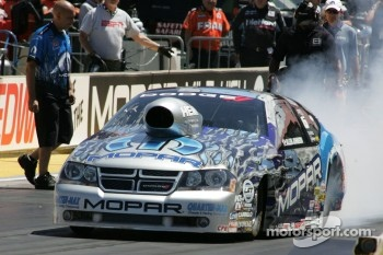 Allen Johnson, Team Mopar/J&amp;J Racing Dodge Avenger