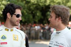 Bruno Senna, Nico Rosberg