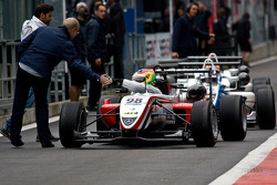 Roberto Merhi is the overall winner race three