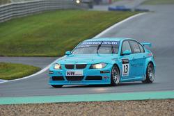 Ibrahim Okyay, BMW 320 Si, Borusan Otomotiv Motorsport