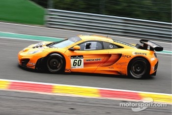 #60 McLaren GT McLaren GT: Adam Christodoulou, Glynn Geddie, Phil Quaife, Roger Wills