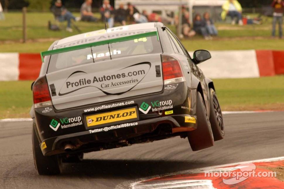 James Nash, 888 Racing