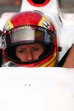Pippa Mann, Rahal Letterman Lanigan Racing