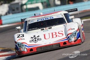 #23 United Autosports with Michael Shank Racing: Mark Blundell, Zak Brown