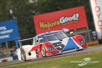 #5 Action Express Racing Porsche Riley: David Donohue, Darren Law,
