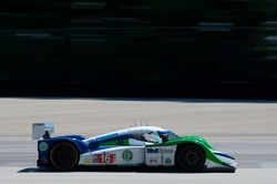 #16 Dyson Racing Team Inc. Lola B09/86: Chris Dyson, Guy Smith