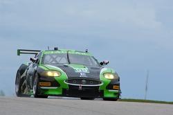 #99 JaguarRSR Jaguar XKR: Bruno Junqueira, Kenny Wilden