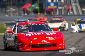 #31 Marsh Racing Corvette: Boris Said, Owen Kelly