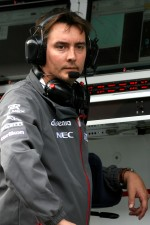 James Kay, Sauber F1 Team