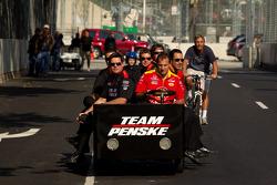 Penske team