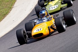 Lindsay O'Donnell, 1967 McLaren M4A