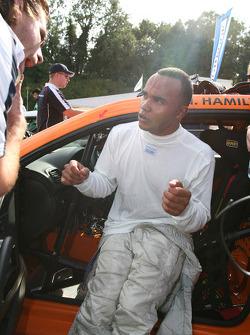 Volkswagen Scirocco R-Cup: guest drivers Nicolas Hamilton