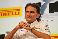 FOTA Fans Forum 2011, Milano: Giampaolo Dall'Ara, Head of Track Engineering, Sauber Motorsport