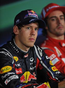 Press conference: race winner Sebastian Vettel, Red Bull Racing