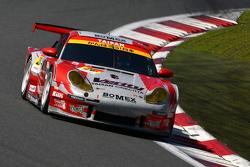 #26 Verity Taisan Porsche: Kyosuke Mineo , Hideshi Matsuda
