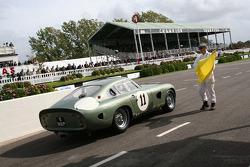 Race TT practice: Draper-Graham, Aston Martin Project 214