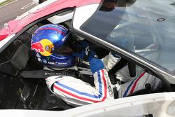 Race TT practice: Adrian Newey