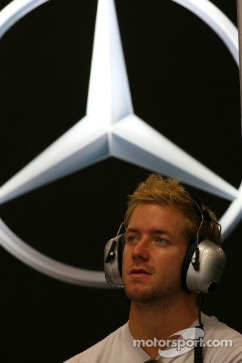 Sam Bird, Mercedes GP
