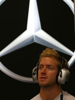 Sam Bird, Mercedes GP