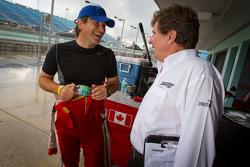 #007 Ferrari of Ontario Ferrari 458 Challenge: Robert Herjavec with Didier Theys
