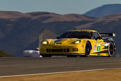 #4 Chevrolet Corvette C6 ZR1: Oliver Gavin, Jan Magnussen