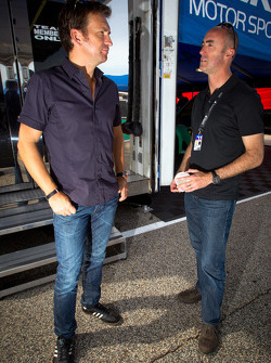 Justin Bell and David Brabham