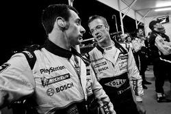 Simon Pagenaud and Sébastien Bourdais