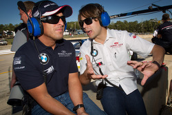 Bill Auberlen and Augusto Farfus Jr.