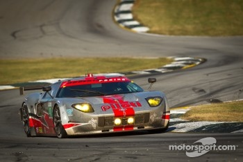 #40 Robertson Racing Doran Ford GT: Andrea Robertson, Melanie Snow, David Murry