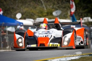 #89 Intersport Racing Oreca FLM09: Kyle Marcelli, Tomy Drissi, Chapman Ducote, David Ducote
