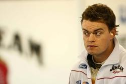 James Moffat, #18 Jim Beam Racing