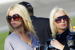 Amber and Angela Cope