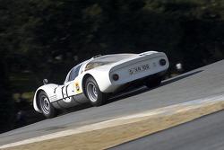 #11 Jeff Zwart, 1966 Porsche 906